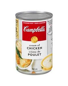 Campbells Soupe Crème de Poulet 284ML