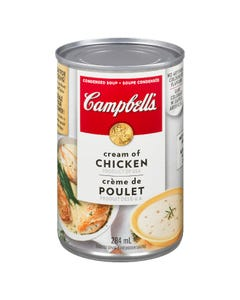Campbell's Cream of Chicken Condensed Soup 284ML