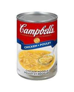 Campbells Soupe Poulet et Nouilles 284ML