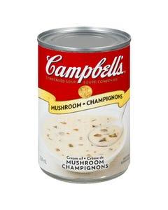 Campbells Soupe Crème de Champignons 284ML