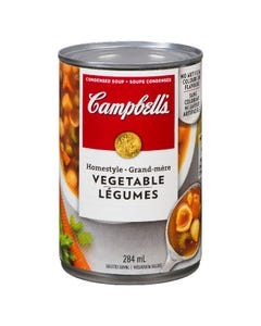 Campbell's Soup Homestyle Vegetable 284ML