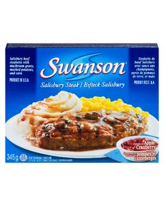 Swanson Salisbury Steak 345G