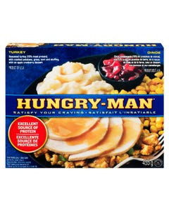 Hungry Man Dinner Turkey 455g