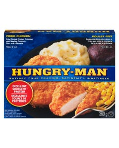 Hungry Man Dinner Fried Chicken 360g