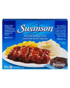 Swanson Rib Style Boneless Pork 298G