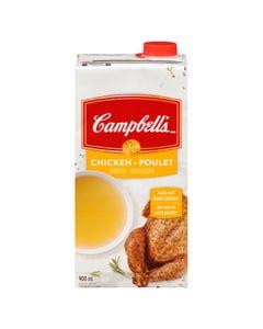 Campbell's Chicken Broth 900ML