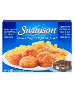 Swanson Chicken Nuggets 284G