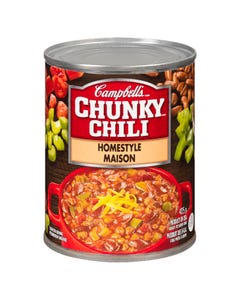 Campbell's Chunky Chili Homestyle 425G