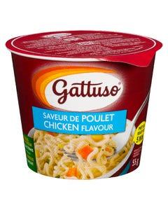 Gattuso Chicken Noodles 55G