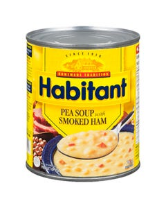 Habitant Pea Soup with Smoked Ham 796ML