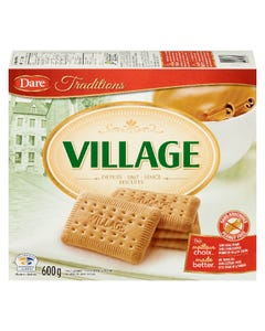 Dare Traditions Village Biscuits 600G
