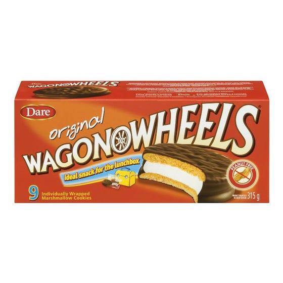 Wagon Wheels Original 315G