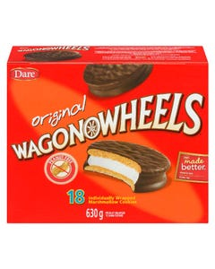 Dare Wagon Wheels Original 630G