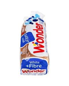 Wonder White+Fibre Bread 675G