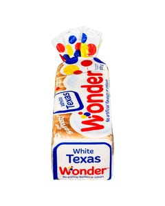Wonder Bread White Texas Toast 570G