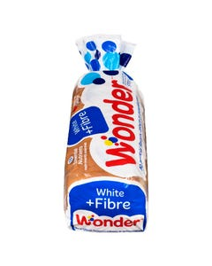 Wonder Bread White + Fiber 570G