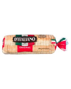 DItaliano Thick Sliced Bread 675g