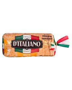 D'Italiano Sesame Bread 675G