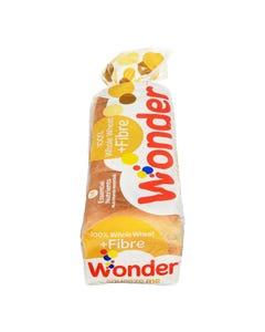 Wonder Bread 100% Whole Wheat Plus Fibre 570G
