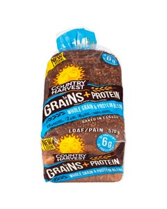 Country Harvest Grains + Protein Bread 570g