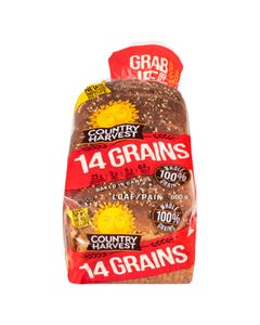 Country Harvest 14 Grain Bread 600g