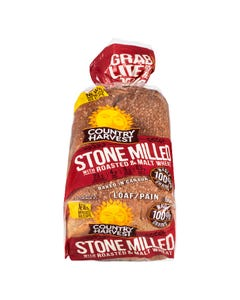 Country Harvest Stone Milled Loaf 600G
