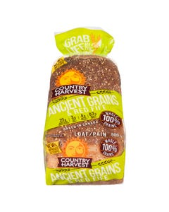 Country Harvest Pain Ancient Grains 600g
