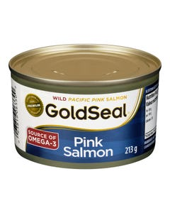 Gold Seal Saumon rose sauvage 213G