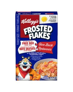 Kellogg's Frosted Flakes Family Size 650G