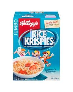 Kelloggs Rice Krispies Cereal 1120g