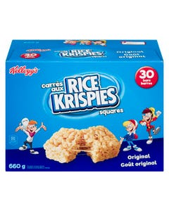Kelloggs Rice Krispies Squares Family Pack 660g