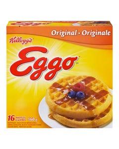 Eggo Original Waffles 16ct 560g