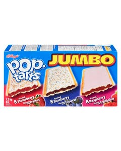 Kelloggs Pop Tarts Assorted 1.2kg