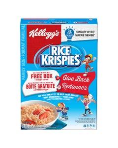 Kellogg's Rice Krispies Family Size 640G