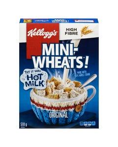 Kellogg's Mini-Wheats! Original 510G