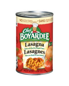 Chef Boyardee Lasagna 425G