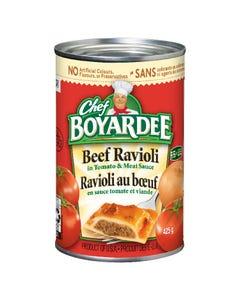 Chef Boyardee Beef Ravioli 425G