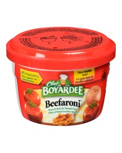Chef Boyardee Beefaroni 212G