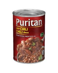 Puritan Mild Chili 425G