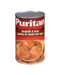 Puritan Meatballs & Gravy 700g