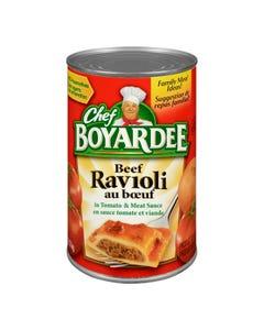 Chef Boyardee Ravioli Au Boeuf 1.13KG