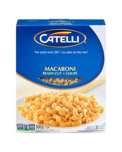 Catelli Macaroni Ready-Cut 500G