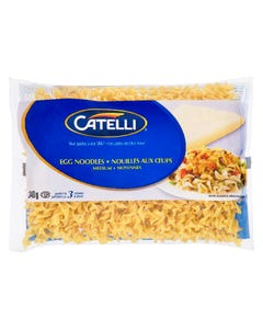 Catelli Egg Noodles Medium 340g