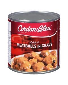 Cordon Bleu Original Meatballs in Gravy 665G