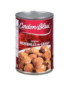 Cordon Bleu Original Meatballs in Gravy 410G
