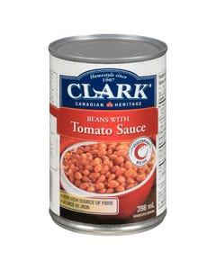 Clark Beans with Tomato Sauce 398ML