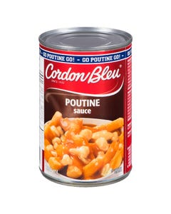 Cordon Bleu Poutine Sauce 398ML