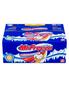 Mr. Freeze Freeze Pops 80x20ML