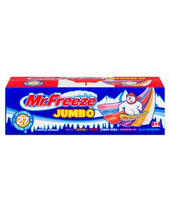 Mr. Freeze Assorted Jumbo 27x150ML