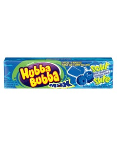 Hubba Bubba Gomme Sure Framboise Bleue